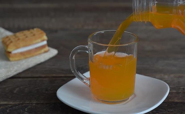 صبحانه قبل از کاشت مو آب پرتغال